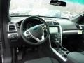 Charcoal Black Dashboard Photo for 2011 Ford Explorer #47950935