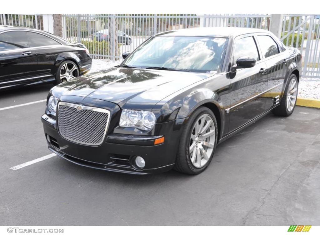 2005 brilliant black crystal pearl chrysler 300 c srt 8 47906331 car color. Black Bedroom Furniture Sets. Home Design Ideas