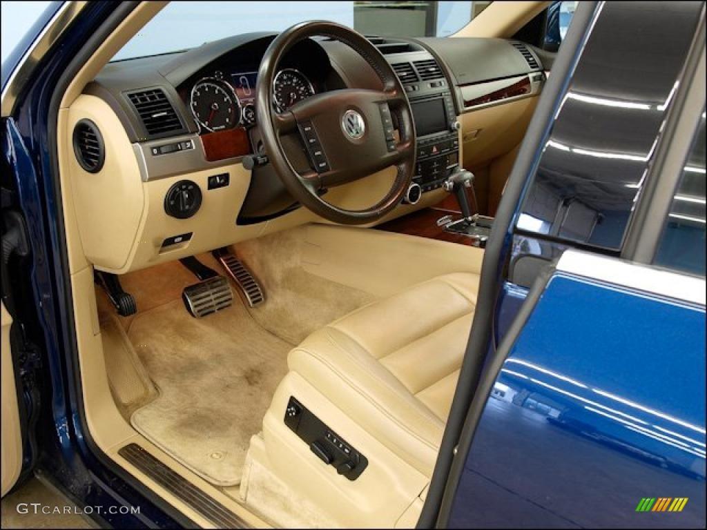 2004 Volkswagen Touareg V8 Interior Photo 47962794