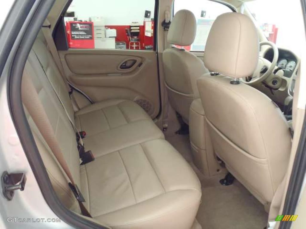 2007 Ford Escape Limited Interior Photo 47969648