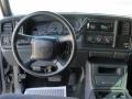 2002 Light Pewter Metallic Chevrolet Silverado 1500 LS Extended Cab 4x4  photo #52