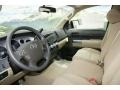 Sand Beige Interior Photo for 2011 Toyota Tundra #47983355