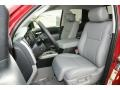 Graphite Gray Interior Photo for 2011 Toyota Tundra #47984069
