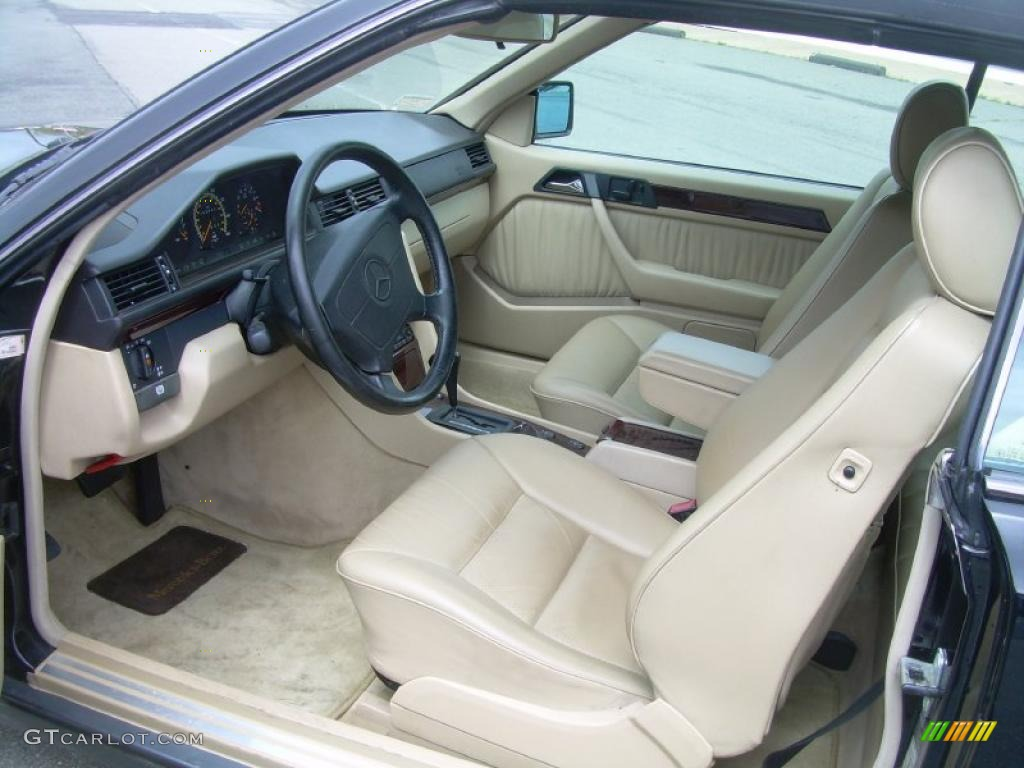 parchment interior 1995 mercedes benz e 320 convertible photo 47987226. Black Bedroom Furniture Sets. Home Design Ideas