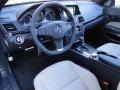 2011 E 550 Coupe Almond/Black Interior