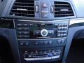 Controls of 2011 E 550 Coupe