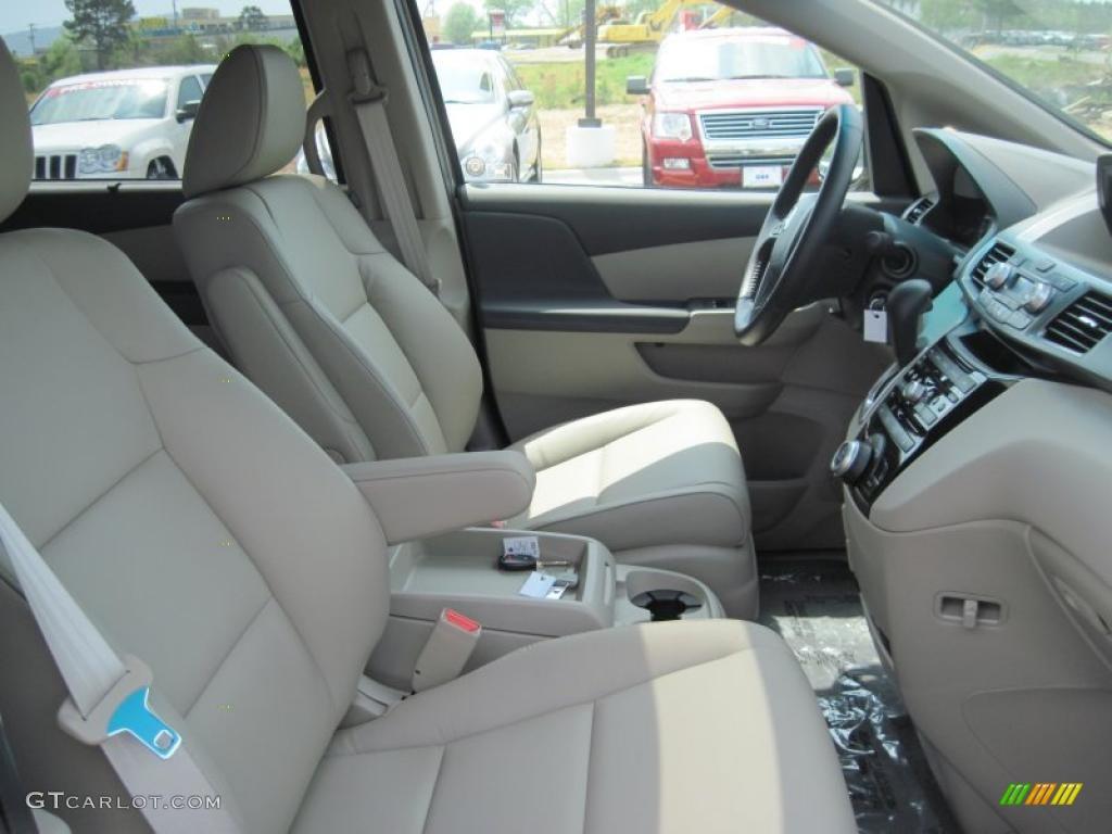 2011 Honda Odyssey Ex L Interior Photo 48005052