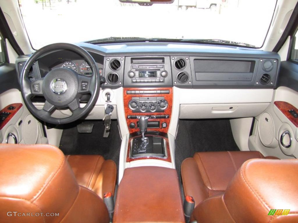 2010 jeep commander owners manual