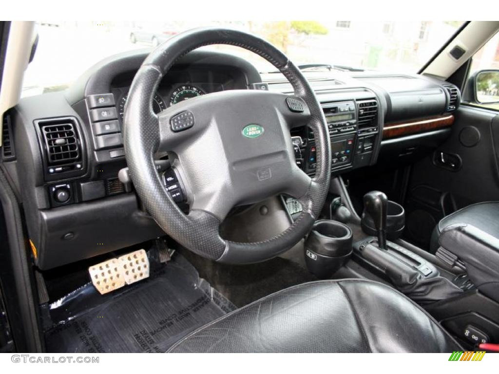 2003 Land Rover Discovery Se7 Interior Photo 48013159