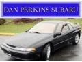 Ebony Black Pearl 1996 Subaru SVX LSi AWD Coupe