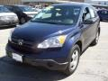2008 Royal Blue Pearl Honda CR-V LX 4WD  photo #23