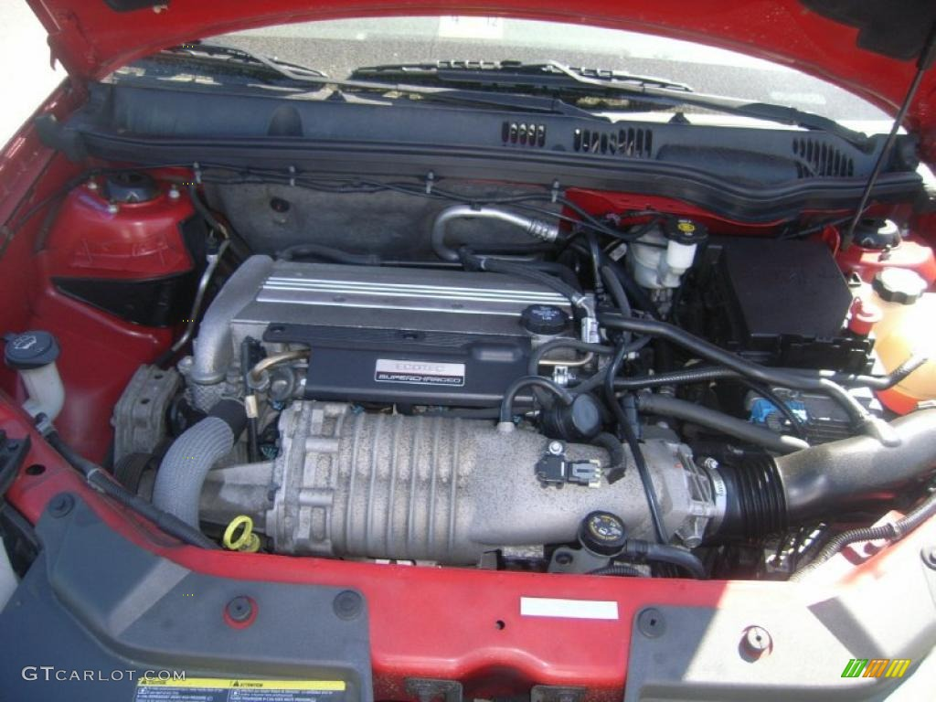 2007 Chevrolet Cobalt Ss Supercharged Coupe 2 0 Liter