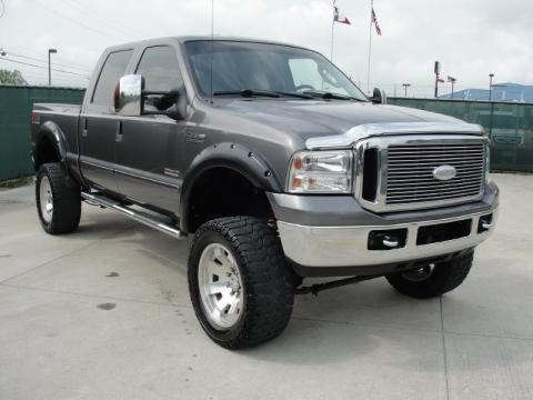 2007 ford f250 super duty lariat crew cab 4x4 data info and specs. Black Bedroom Furniture Sets. Home Design Ideas