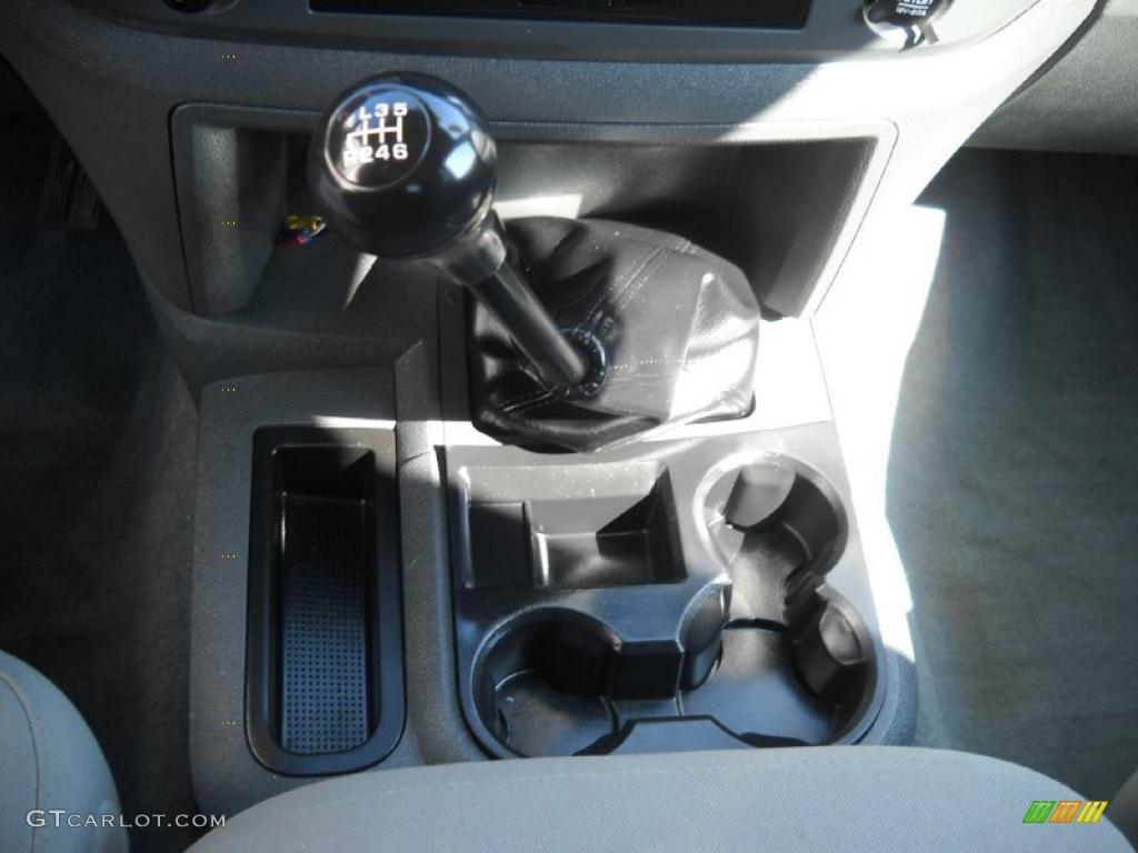 2008 dodge ram 2500 transmission