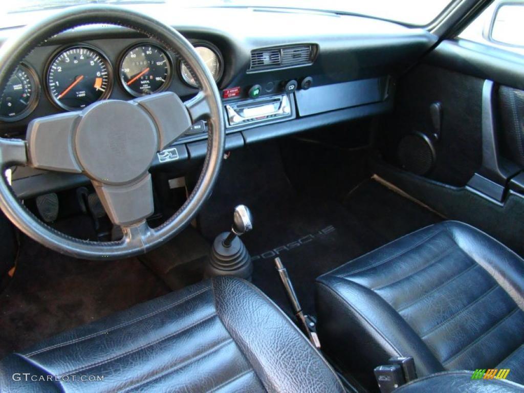 1978 porsche 911 sc coupe interior color photos for Porsche 911 interieur