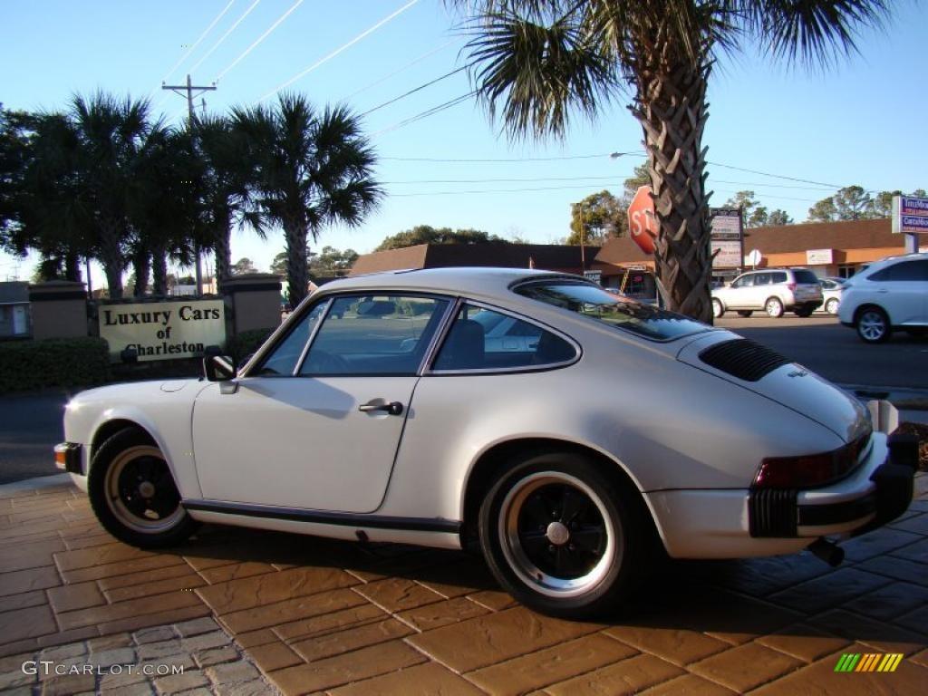 grand prix white 1978 porsche 911 sc coupe exterior photo. Black Bedroom Furniture Sets. Home Design Ideas