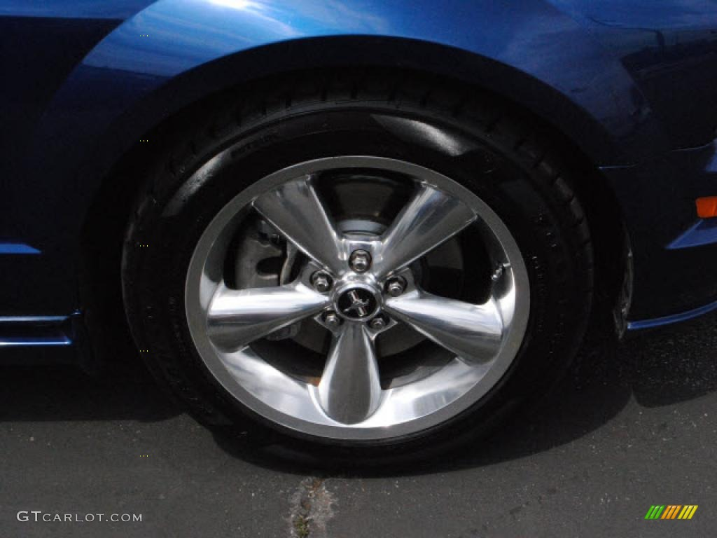 2006 Ford Mustang GT Premium Coupe Wheel Photo #48056114