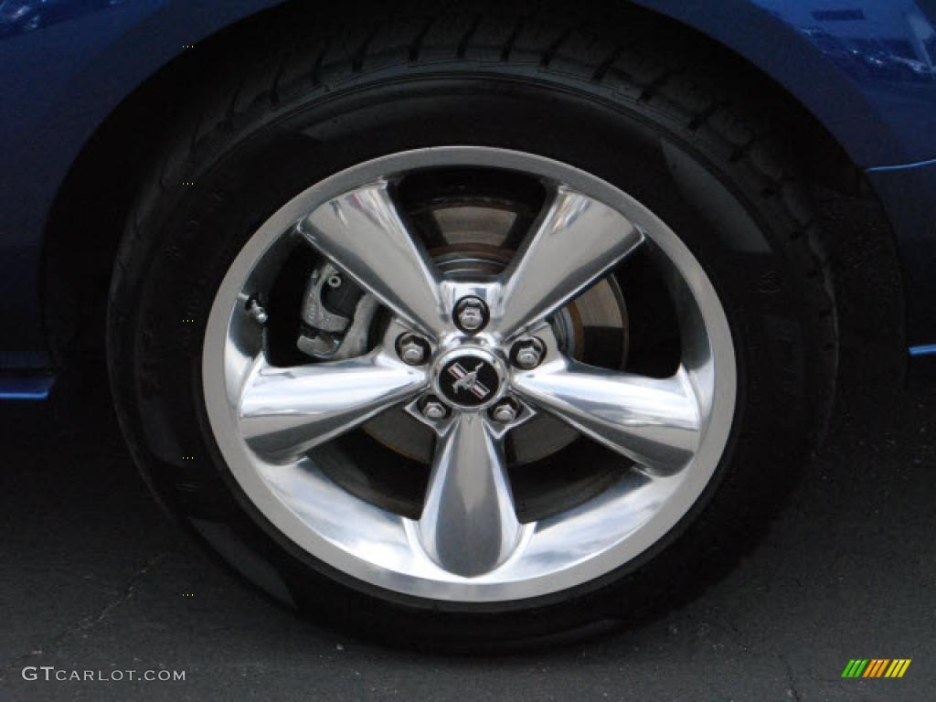 2006 Ford Mustang GT Premium Coupe Wheel Photo #48056228
