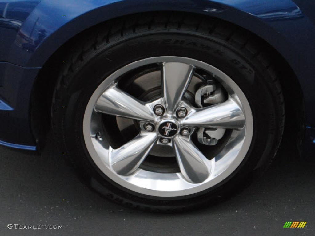 2006 Ford Mustang GT Premium Coupe Wheel Photo #48056291