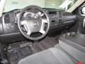 Ebony Prime Interior Photo for 2008 Chevrolet Silverado 1500 #48056861