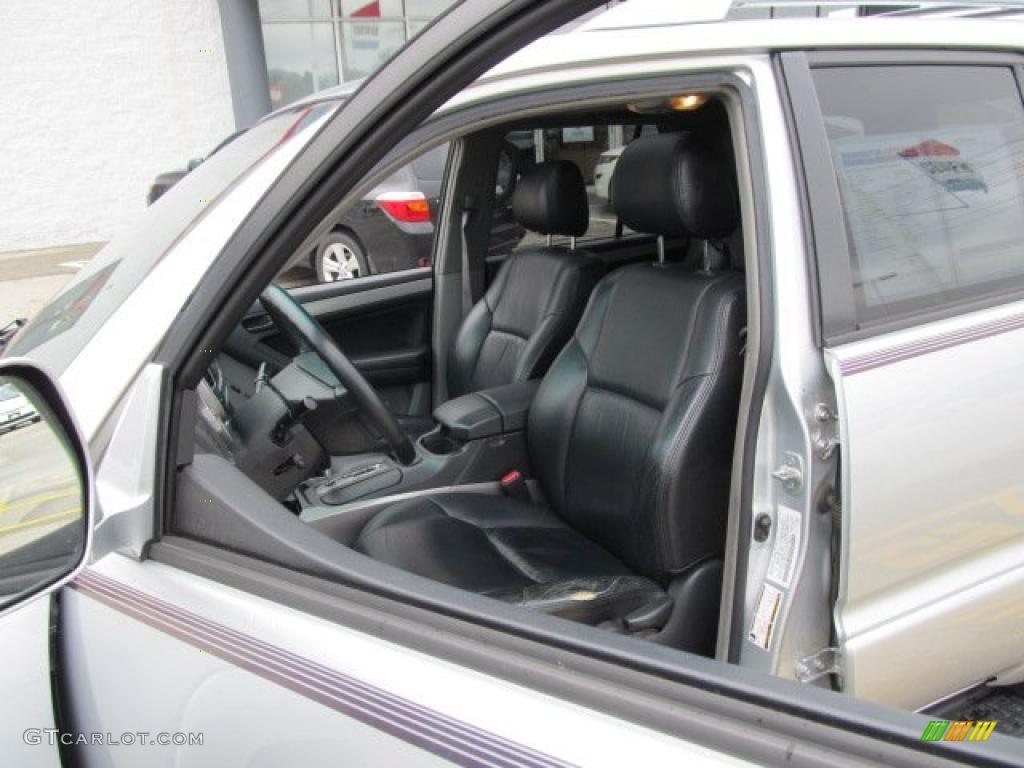 2004 Toyota 4runner Sport Edition 4x4 Interior Photos