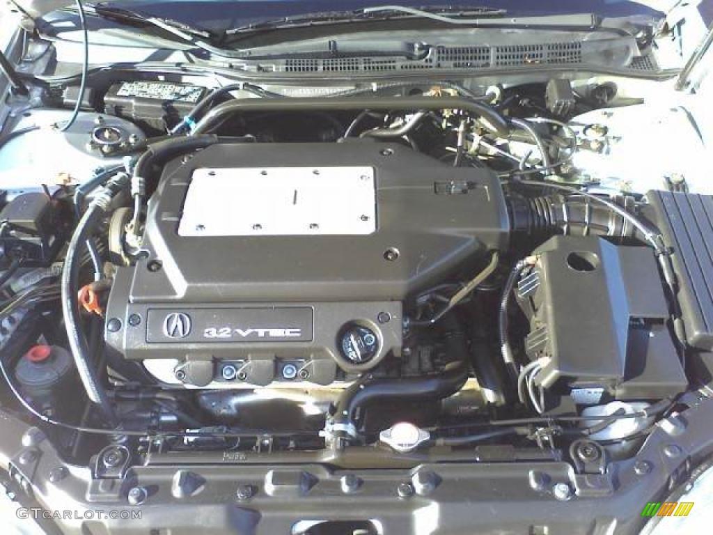 2000 Acura TL 3.2 3.2 Liter SOHC 24-Valve VTEC V6 Engine Photo ...