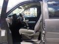 2011 Mocha Steel Metallic Chevrolet Silverado 1500 LT Crew Cab 4x4  photo #10