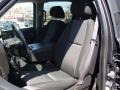 2011 Mocha Steel Metallic Chevrolet Silverado 1500 LT Crew Cab 4x4  photo #11