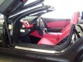 2008 SLR McLaren Roadster 300SL Red Interior