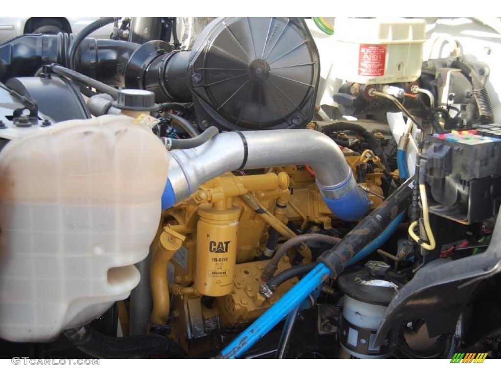2007 Ford F650 Super Duty Xlt Regular Cab Dump Truck 7 2
