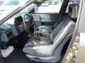 1986 5000 S Sedan Marine Blue Interior