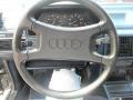 1986 5000 S Sedan Steering Wheel