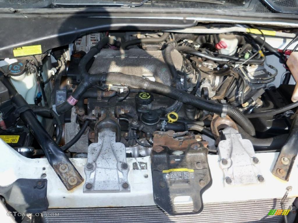 2001 Chevrolet Venture Ls 3 4 Liter Ohv 12 Valve V6 Engine Photo 48075014 Gtcarlot Com