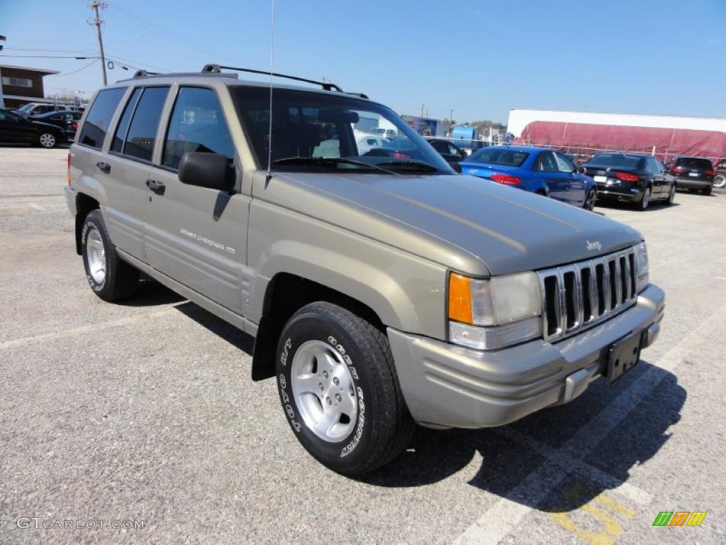 1998 jeep grand cherokee laredo 4x4 exterior photos. Black Bedroom Furniture Sets. Home Design Ideas