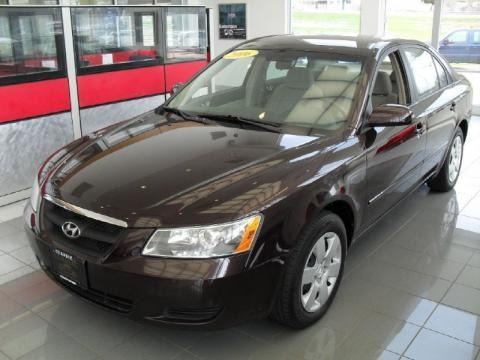 2006 hyundai sonata gls data info and specs. Black Bedroom Furniture Sets. Home Design Ideas