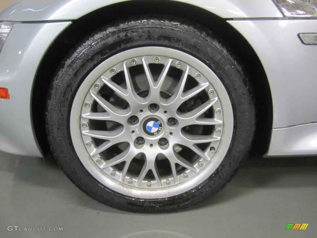 2001 Bmw Z3 3 0i Roadster Wheel Photo 48080952 Gtcarlot Com