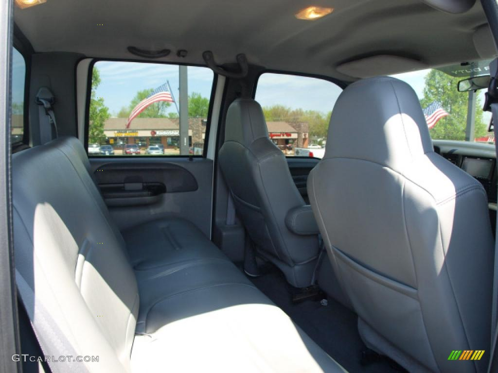 2008 Ford F650 Super Duty XLT Crew Cab Interior Photo #48084231