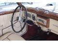 Dashboard of 1953 220 Cabriolet