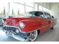 Aztec Red 1954 Cadillac Series 62 2 Door Convertible