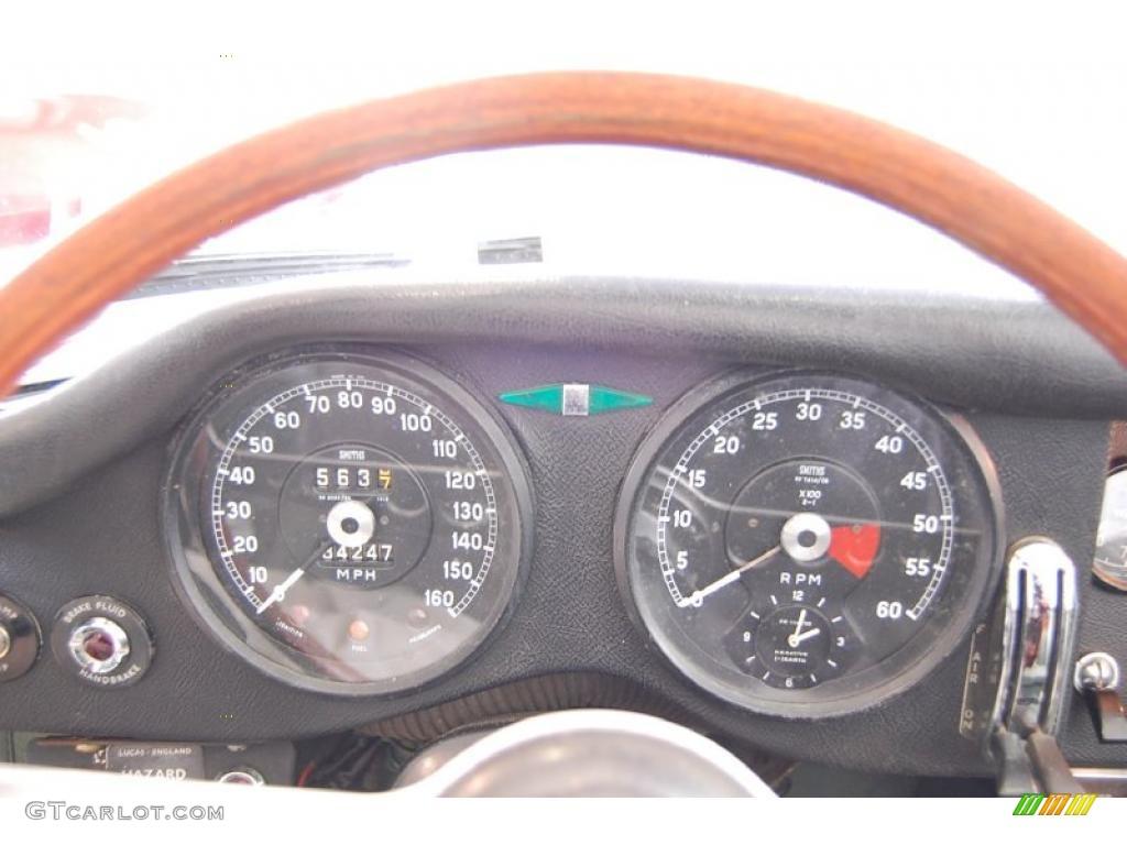 1967 Jaguar E-Type XKE 4.2 Roadster Gauges Photo #48096649 ...
