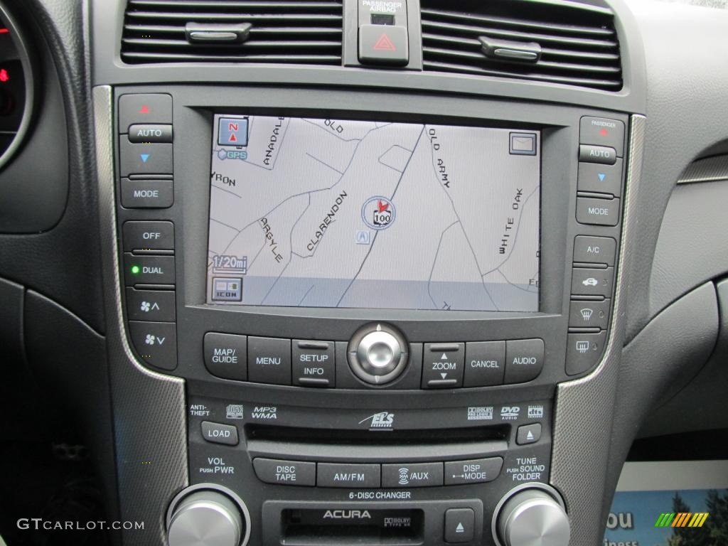 2008 acura tl 3 5 type s navigation photo 48098141. Black Bedroom Furniture Sets. Home Design Ideas