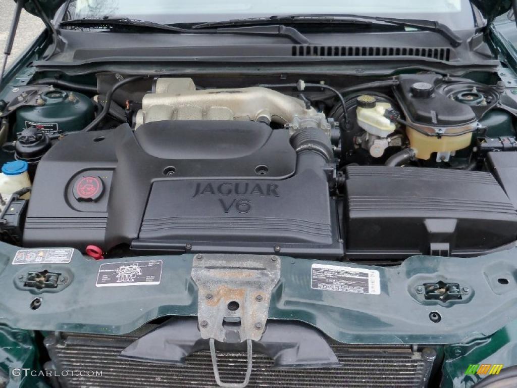 2002 Jaguar X