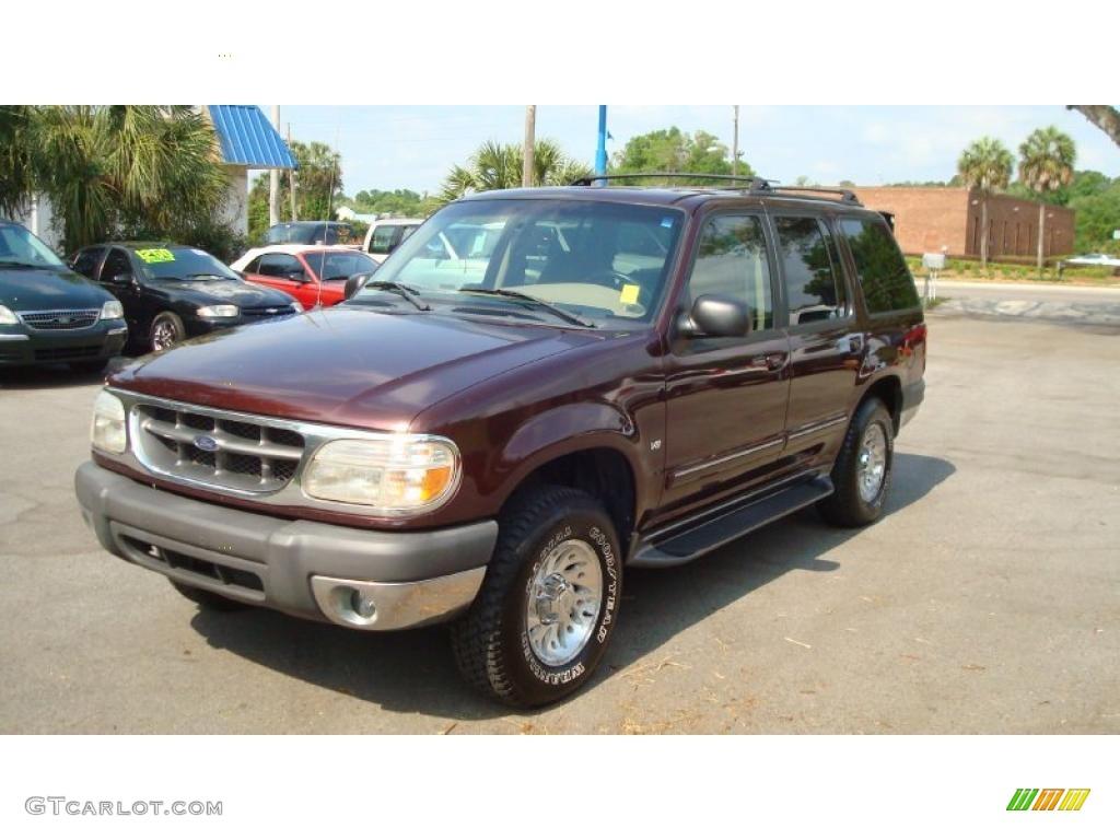 Chestnut metallic 1999 ford explorer xlt 4x4 exterior - Ford explorer exterior dimensions ...