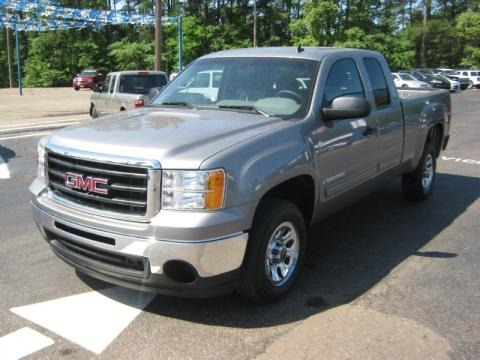 2009 gmc sierra 1500 work truck extended cab data info and specs. Black Bedroom Furniture Sets. Home Design Ideas