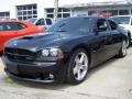 Brilliant Black Crystal Pearl 2006 Dodge Charger Gallery