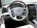 Dark Slate Gray/Light Graystone Steering Wheel Photo for 2008 Jeep Grand Cherokee #48104463
