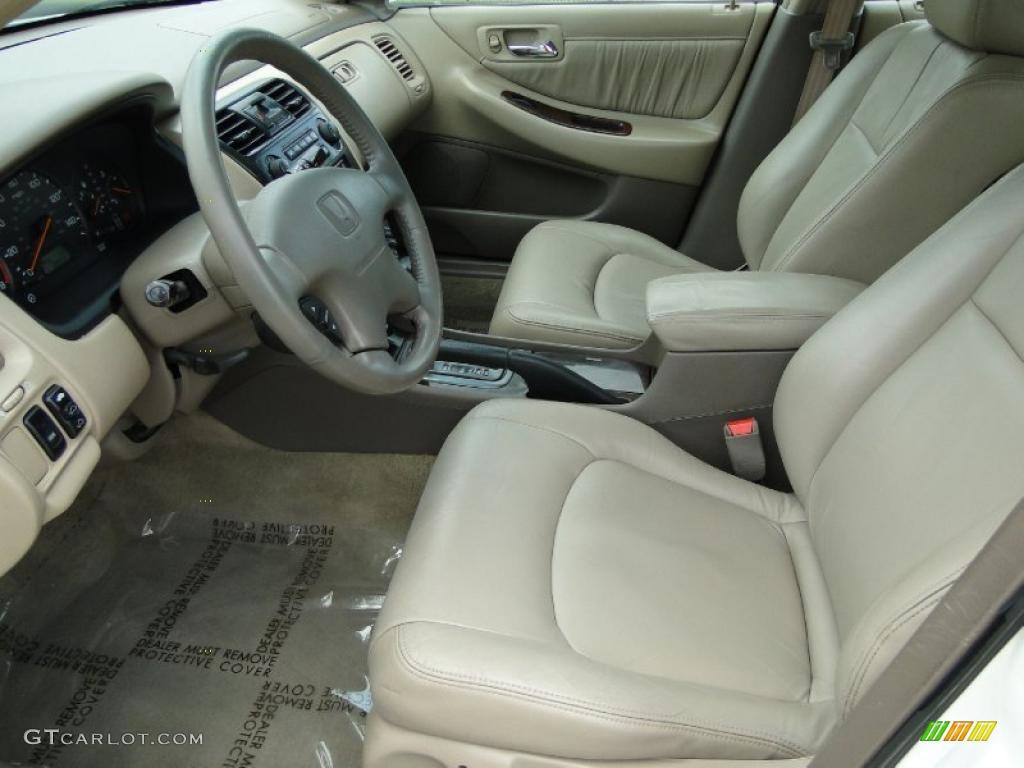 2001 Honda Accord Ex Sedan Interior Photo 48105663