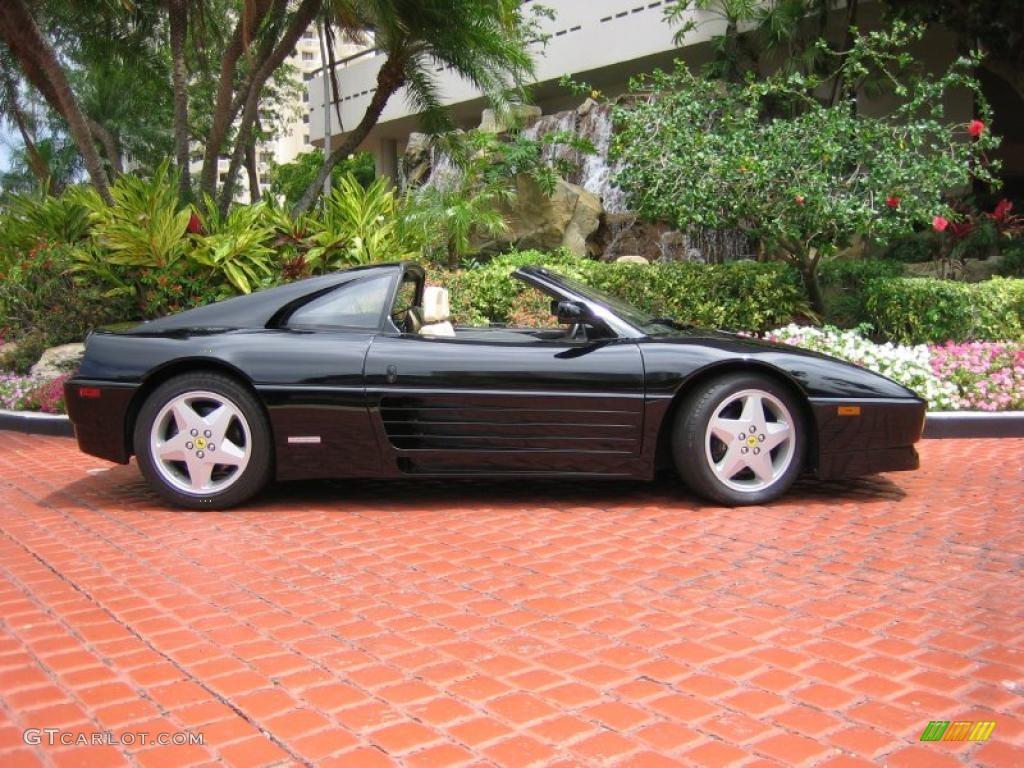 Black 1991 Ferrari 348 Ts Exterior Photo 48109494 Gtcarlot Com