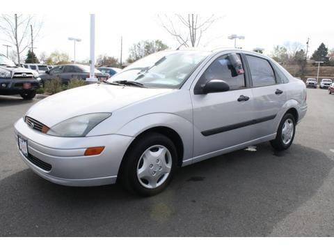 2003 Ford Focus LX Sedan Data, Info and Specs