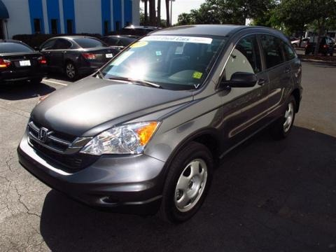 2010 Honda CR-V LX Data, Info and Specs